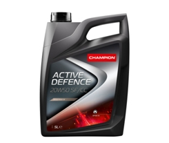 CHAMPION ACTIVE DEFENCE 20W50 SF/CC (847)